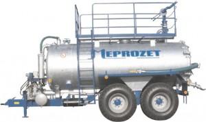 WOZY ASENIZACYJNE Specjalne 4300 l – 10000 l z hydrosiewnikiem
